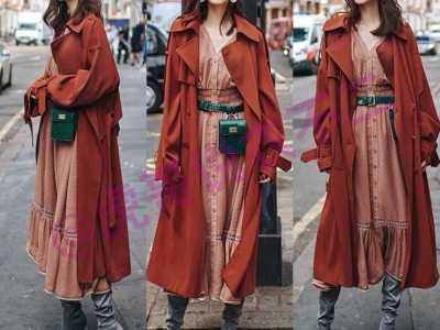 连衣裙搭配秋季外套 秋冬季节如何搭配连衣裙