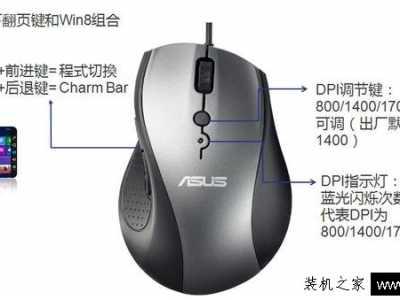 如何用鼠标键 鼠标上各按键的功能是什么